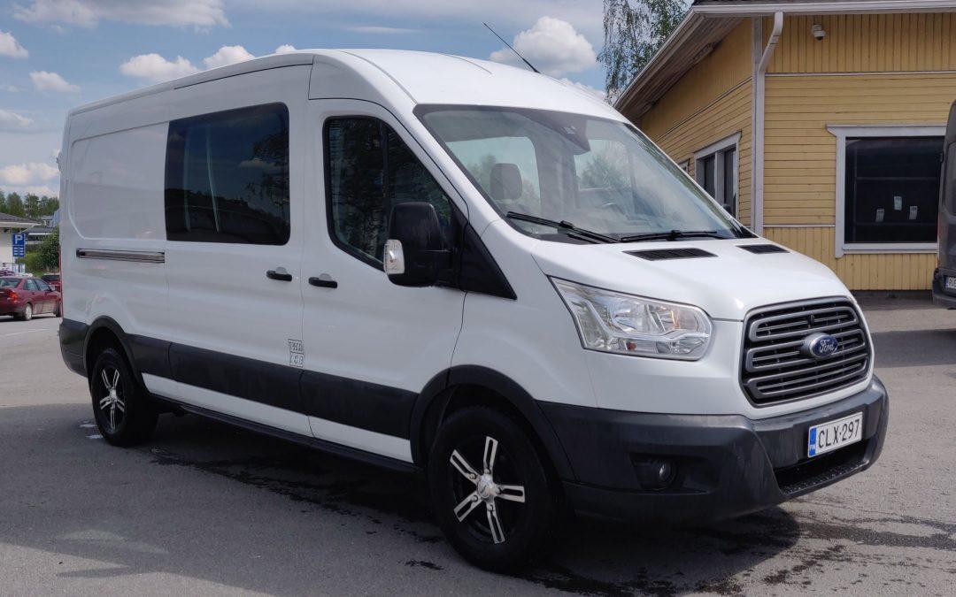 Ford Transit 2.2l 2014